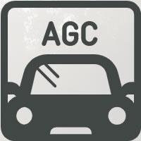 AGC(旭硝子ガラス)製のガラスを使用
