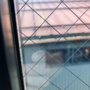 建築ガラスフィルム貼り付け