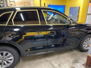 AUDI Q5 自動車ボディコーティング