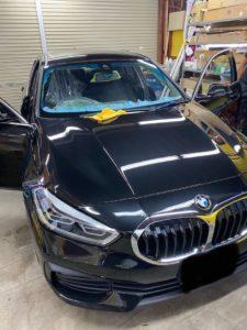 BMW 118D IRカットカーフィルム
