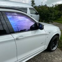 BMW X3 ULTRAVISION GHOST NEO