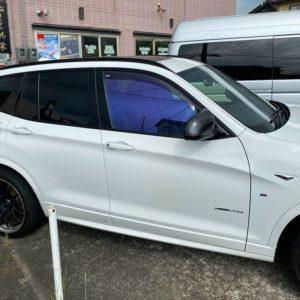 BMW X3 ULTRAVISION GHOST NEO