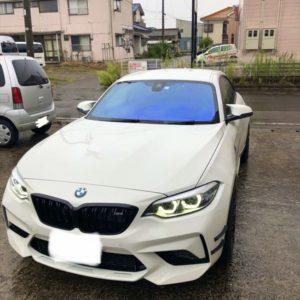 BMW M2 匠86施工